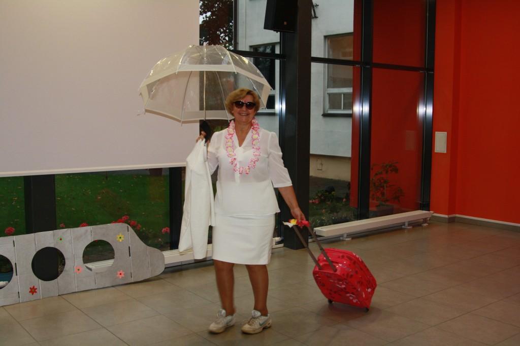 """Kelionių agentūros """"CECTURAS"""" siurprizas Tarptautinės mokytojų dienos proga"""