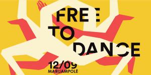 """Šokių konkursas """"Free to Dance'16"""" sugrįžta ir šiais metais!"""