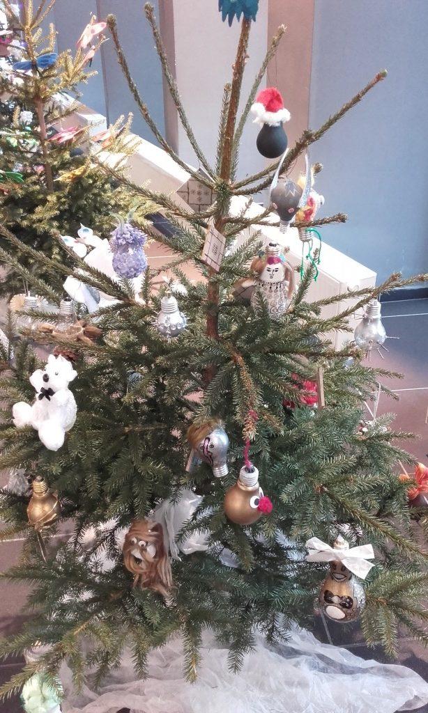 Kalėdinių eglučių įžiebimo šventė