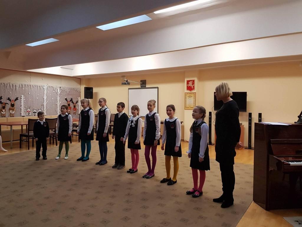 """Koncertas Marijampolės vaikų lopšelyje darželyje """"Vaivorykštė"""""""