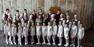 Puikios nuotaikos ir prizai iš tarptautinės šokių olimpiados