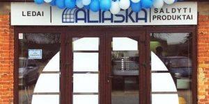 """""""Kas Aliaskoje gyvena"""""""