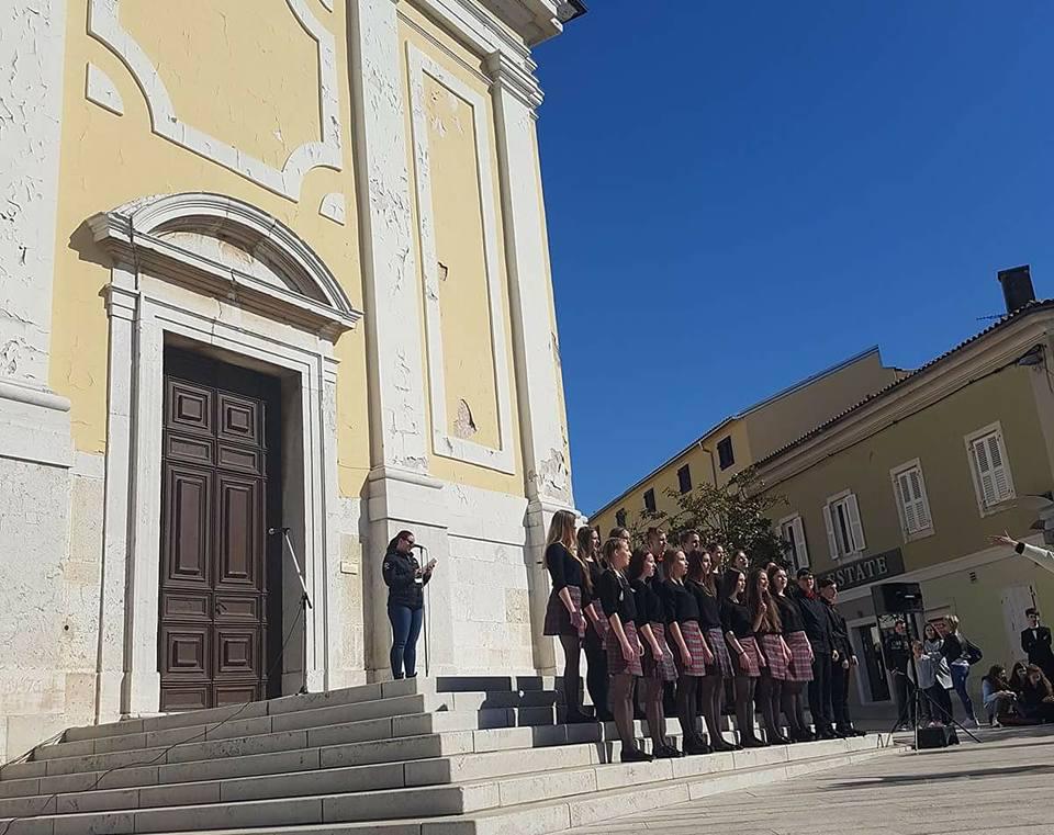 """Kroatija """"veža"""" Cantabile choristus. Kokia laimė vaikams!"""