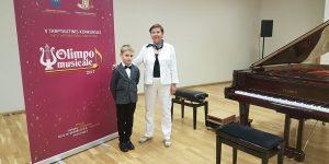 Pirmasis Tarptautinis konkursas ir pirmasis LAUREATO diplomas!!!