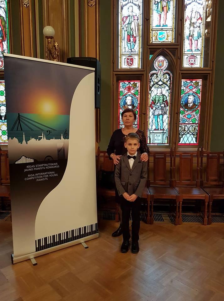 Tarptautinis jaunųjų pianistų konkursas Rygoje