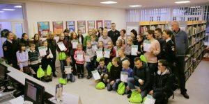 Saugaus eismo normų skatinimas Marijampolės savivaldybės jaunimo tarpe
