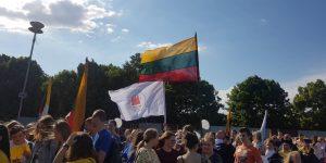 Marijampolės – Lietuvos kultūros sostinės dienose 2018 aktyviai…
