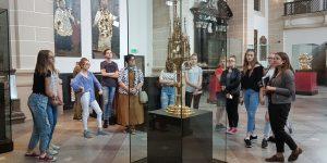 Pasivaikščiojimas po Bažnytinio paveldo muziejų