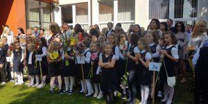 Mokslo ir žinių diena Marijampolės šv. Cecilijos gimnazijoje!
