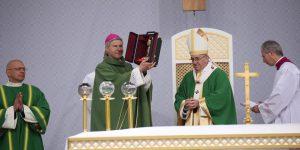 Išskirtinė išvyka – susitikimas su Popiežiumi Pranciškumi