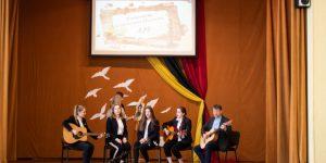 2019 metų rusų kalbos edukacinis projektas, skirtas A. Puškino 220-osioms gimimo metinėms