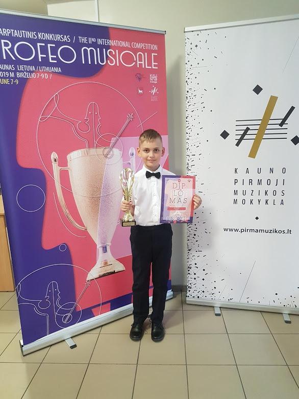 Tarptautinis konkursas Trofeo Musicale