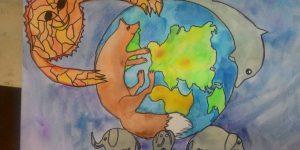 """Žemėlapių konkursas """"Mums patinka žemėlapiai"""""""