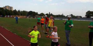 Džiaugiamės mokinių sporto pasiekimais