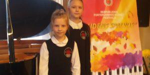 """5- asis jaunųjų pianistų festivalis ,,Rudens spalvos"""""""