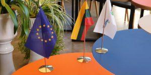 """Erasmus+ """"Europe is my future"""" – pažintis su Marijampolės Kolegija"""