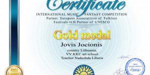 """Tarptautinis konkursas """"Music Fantasy"""""""