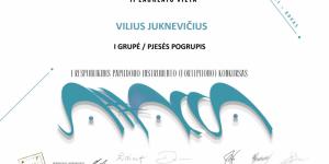 """Kauno krašto jaunųjų pianistų konkursas """"ATTACCA"""""""