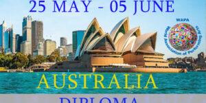 Tarptautinis nuotolinis menų konkursas Sydney, Australia 2021