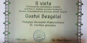 Marijampolės savivaldybės grafikos konkursas Romano Krasninkevičiaus premijai laimėti